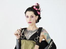 Colección PinkTrash petos - Arteporvo